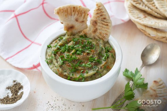 Baba ganoush la Thermomix