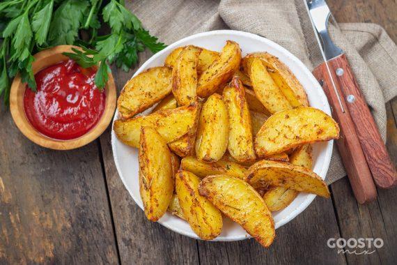 Cartofi picanți sau tapas la Thermomix