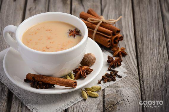 Ceai cu mirodenii sau chai masala