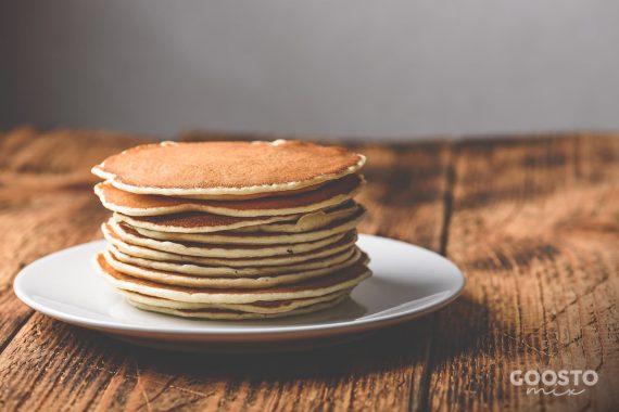 Pancakes, clătite pufoase americane