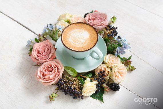 Cappuccino bun ca al unui barista