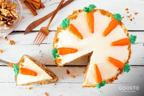 Prăjitură cu morcovi la Thermomix