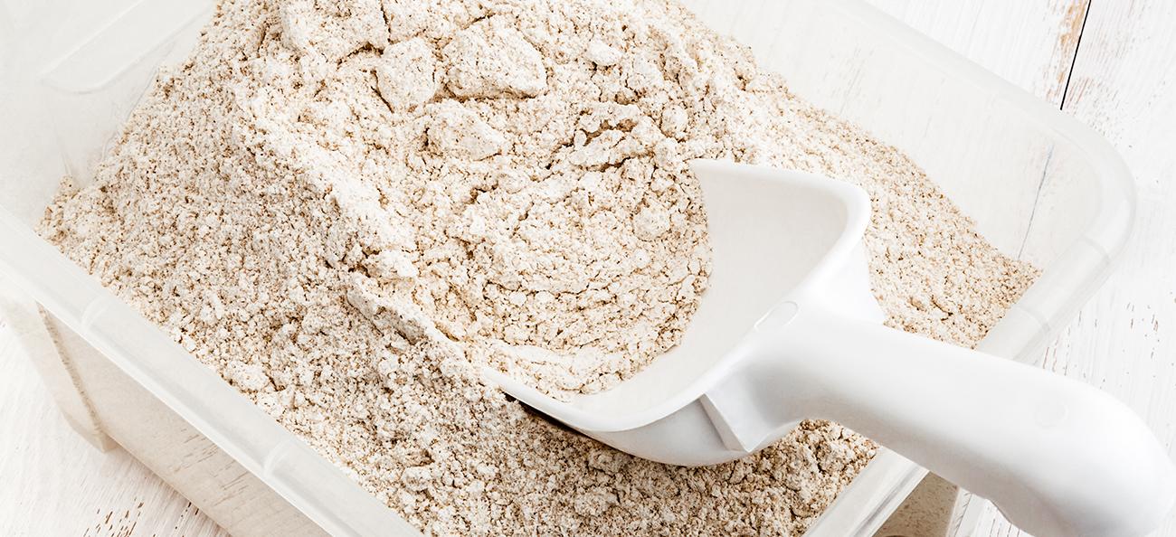 Ce este și cum se consumă făina de secară