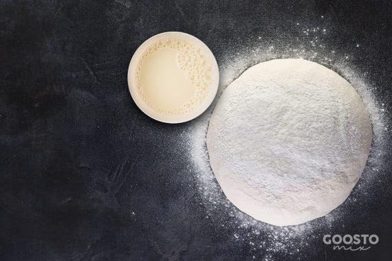 Aluat de pâine cu lapte