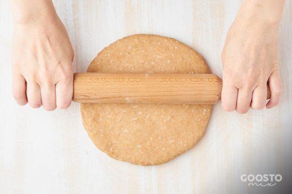 Crustă raw vegană pentru prăjituri și tarte la Thermomix
