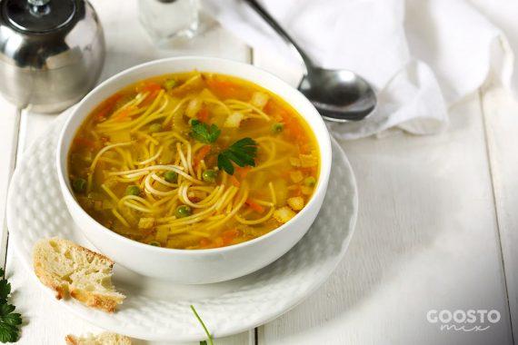 Supă nutritivă de legume