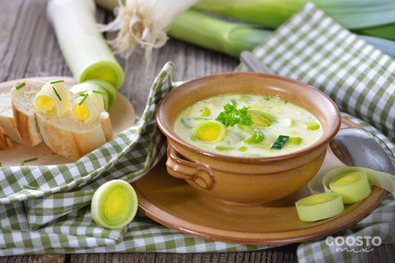 Supă de ceapă și praz