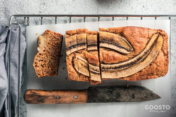 Banana bread la Thermomix