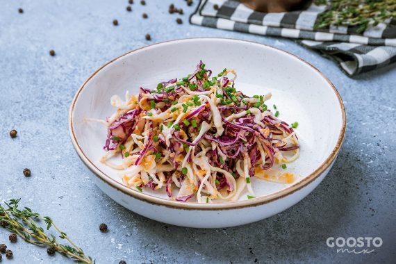 Salată coleslaw dietetică