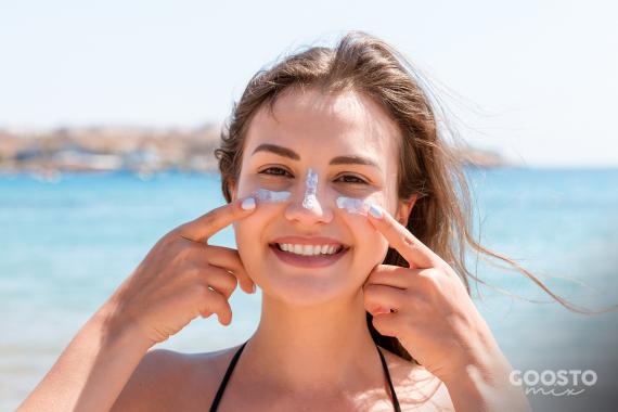 Cremă de plajă cu 3 uleiuri hidratante la Thermomix