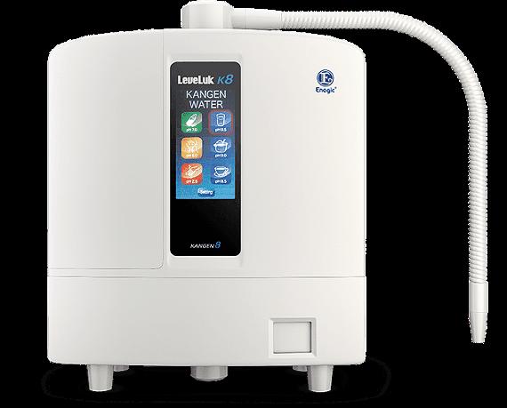 Specificații tehnice ionizator de apă Leveluk K8