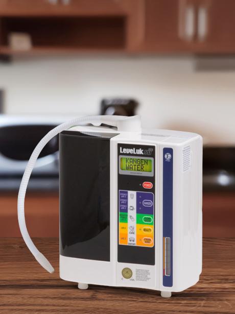 Specificații tehnice ionizator de apă pentru familii mari Leveluk SD501