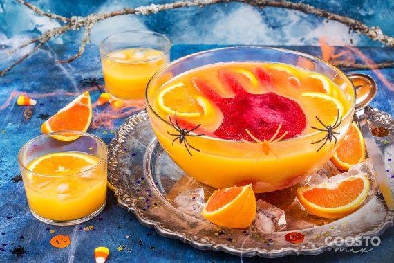 Punch de portocale la Thermomix