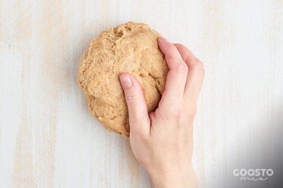 Aluat vegan fără gluten pentru quiche sau tartă