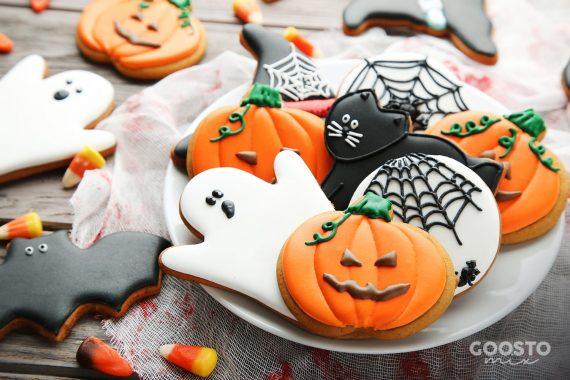 Biscuiți de Halloween la Thermomix