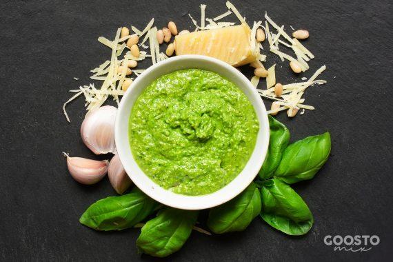 Pesto verde cu busuioc la Thermomix