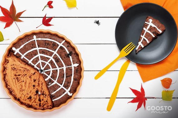 Prăjitură cu ciocolată la Thermomix