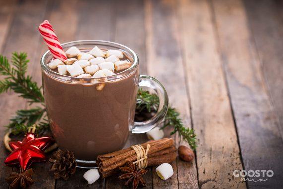 Ciocolată caldă la Thermomix cu arome de Crăciun