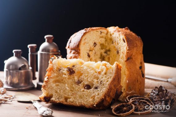 Panettone cu fructe uscate la Thermomix