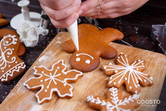 Turtă dulce pentru seara de Crăciun