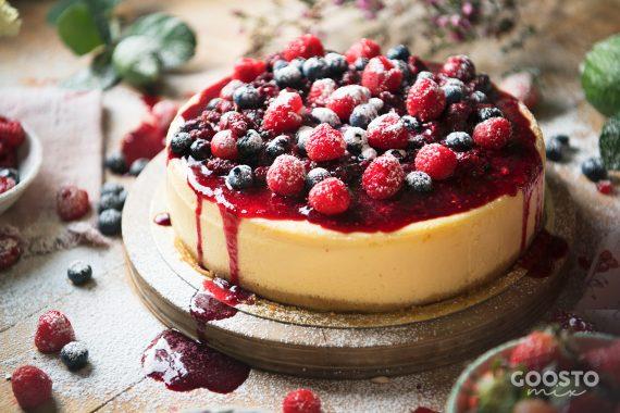 Cheesecake clasic la Thermomix