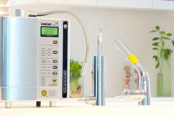 Ionizatoarele de apă pe înțelesul tuturor. Beneficii și caracteristici