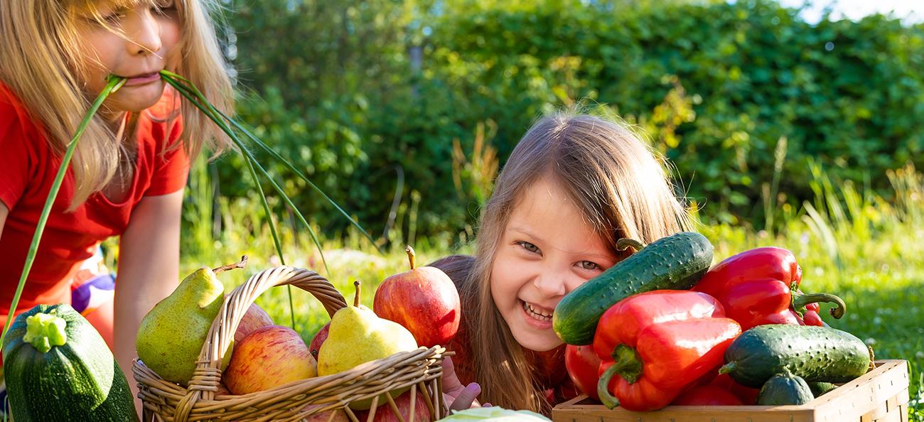 Cum să te pregătești de trecerea la alimentația de primăvară?