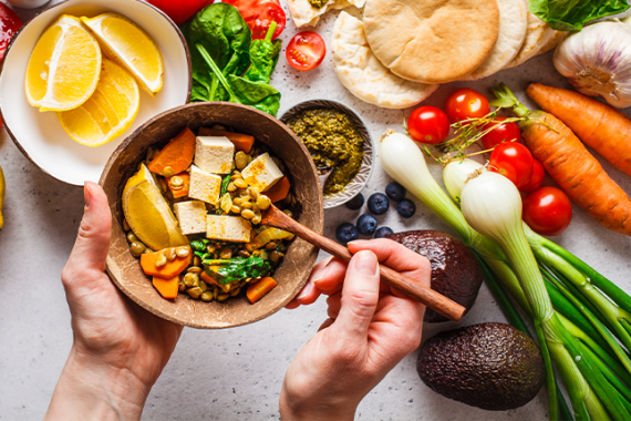Ce să mănânci în perioada postului? Iată cum să ai o nutriție echilibrată cu rețetele vegane la Thermomix!