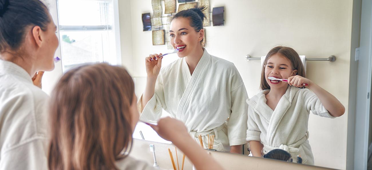 Cum să utilizezi dezinfectantul BIO de la ionizator pentru îngrijirea orală?